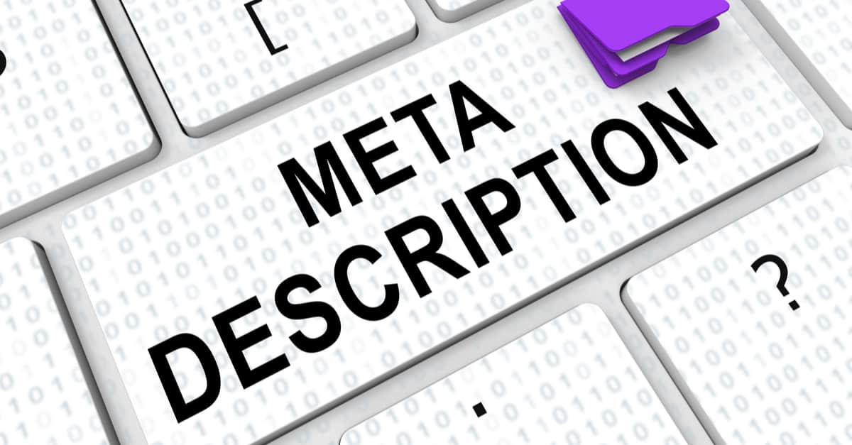 Comment rédiger une méta-description pertinente?